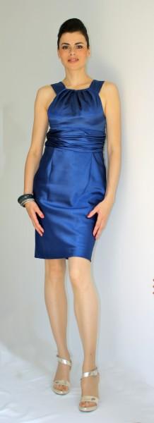 Kleid (blau)