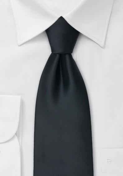 Krawatte (schwarz)