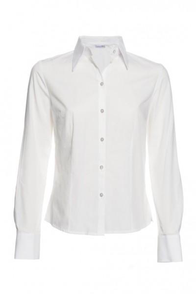 Bluse (weiß)