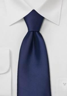 Krawatte (dunkelblau)
